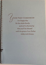 Load image into Gallery viewer, Nephew First Communion Card
