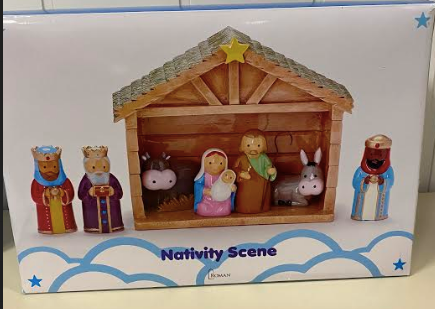 Nativity Scene Children's