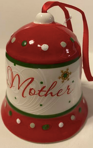 Mother Bell Ornament