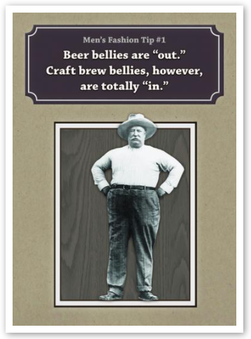 Beer Bellies - Birthday Card