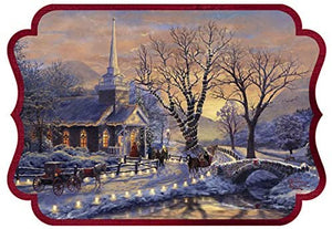 Thomas Kinkade Scene Boxed Cards