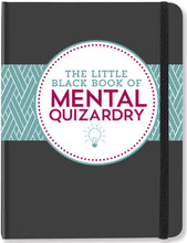 Load image into Gallery viewer, Little Black Book Of Mental Quizadry