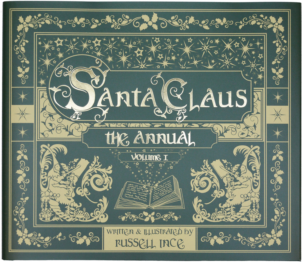 Santa Claus The Annual Volume 1