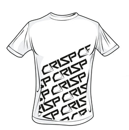 Crisp Scooters Repeat T-Shirt