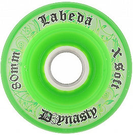 Labeda Dynasty Hockey Wheels - X Soft (Pack Of 2)