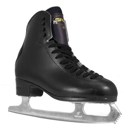 Graf 500 Black Senior Figure Skates