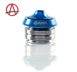 Apex Integrated Headset - Blue