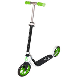 ZYCOM EASY RIDE 200 SCOOTER - WHITE / LIME
