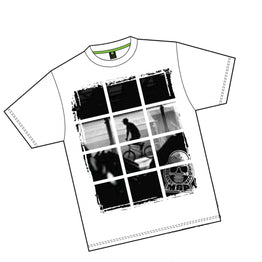Madd Gear Sectioned T-Shirt White