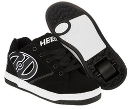 Heelys Propel 2.0 Boys / Mens Shoes - Black / White