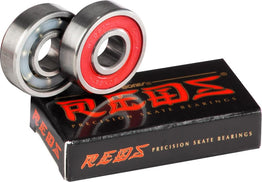 Bones Reds Bearings - Pack of 2
