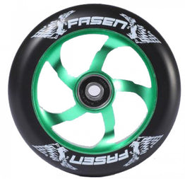 Fasen Raven 110mm Wheel - Green