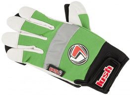 Lush Gloves Freeride Green