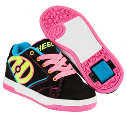 Heelys Propel 2.0 Shoes - Black Neon Multi