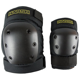 Harsh Pro Park Protective Knee & Elbow Set
