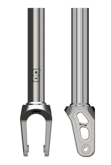 Lucky Indy HIC/ICS/SCS Scooter Fork - Polished