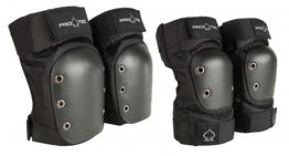 Pro-Tec Padset Knee / Elbow Pad Set