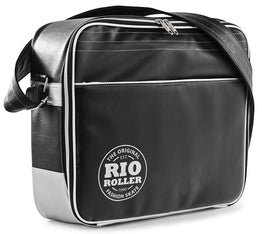 Rio Roller Fashion Skate Bag - Black White