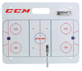 CCM Hockey Coaching Tactics Board 20 x 16 inches