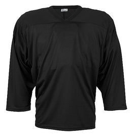 Plain Training Jersey - Black