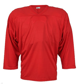 Plain Training Jersey - Red