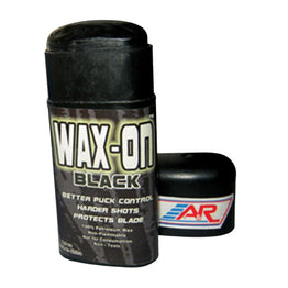 A&R Wax-On Hockey Stick Wax - Black