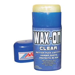 A&R Wax-On Hockey Stick Wax - Clear