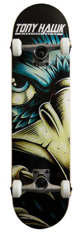 Tony Hawk 540 Series Complete Skateboard - Evil Eye - Blue