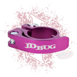 JD Bug Quick Release Clamp - Purple