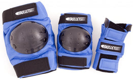 Bullet Combo Standard Pad Set Junior Blue