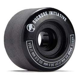 Arbor Sucrose Spud Longboard Wheels 64mm 82A - Black
