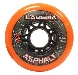 Labeda Gripper Asphalt Hard Orange / Black Wheel (Pack of 2)