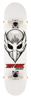 Birdhouse Stage 1 Complete Skateboard - Birdman Head - White