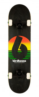 Birdhouse Stage 3 - Sunset - Complete Skateboard - Rasta