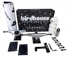 Birdhouse 5.25 Component Kit - Silver/Black