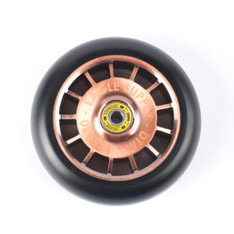 Eagle Supply Radix DTM Hollowtech Scooter Wheel 115mm - Black/Copper