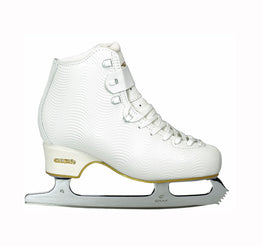 Edea Wave Figure Ice Skates - Ivory