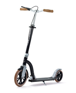 Frenzy 230 Dual Brake Recreational Scooter - Black / Gum