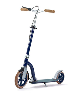 Frenzy 230 Dual Brake Recreational Scooter - Blue / Gum