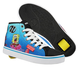 Heelys X Spongebob Hustle High Top Shoes