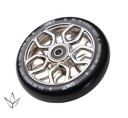 Blunt Scooters 120mm Lambo Alloy Core Wheel - Black / Chrome