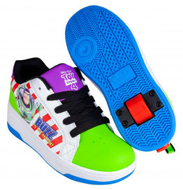 Heelys POP Shoes - Toy Story White/Lime/Buzz Lightyear