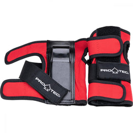Pro-Tec Street Wrist Guards - Red/White/Black