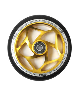 Blunt Prodigy 120mm Gap Core Scooter Wheel - Black/Gold
