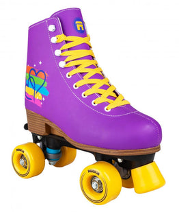 Rookie Passion Junior Adjustable Roller Skates - Purple