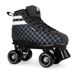 Rookie Magic Roller Skates - Black / Checker
