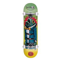 Z-Flex Street Completes - Fish- Skateboard - Yellow/Green