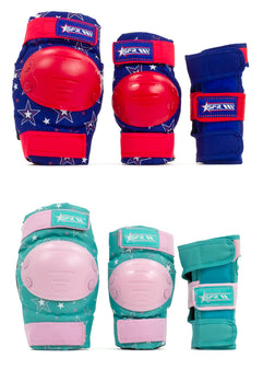 SFR Star Kids Triple Pad Set
