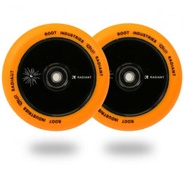 Root Industries Radiant 120mm Pro Scooter Wheels - Orange