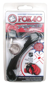 Fox 40 Official NHL Ice Hockey Velcro Glove Whistle